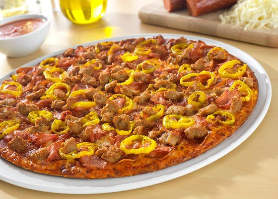 Founder's Favorite Pizza