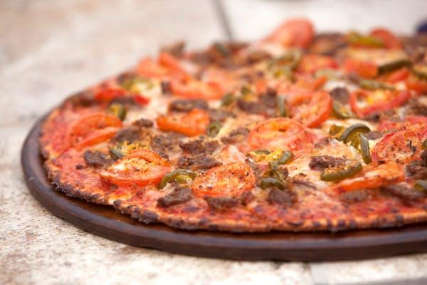 Mariachi Pizza