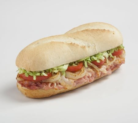 Ham & Smoked Provolone Sub