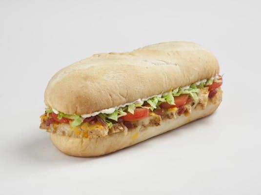 Chicken Bacon Cheddar Sub