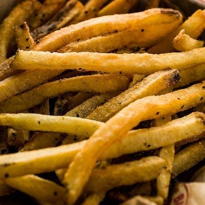 Butter & Garlic Fries