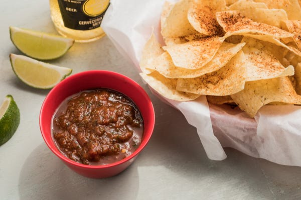 Chips & Fire-Roasted Salsa