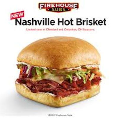 Nashville Hot Brisket