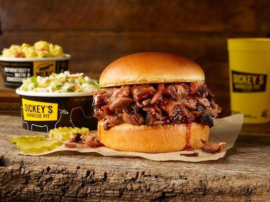 The Beef Sandwich
