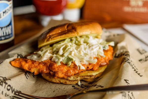 Cahaba Chicken Sandwich