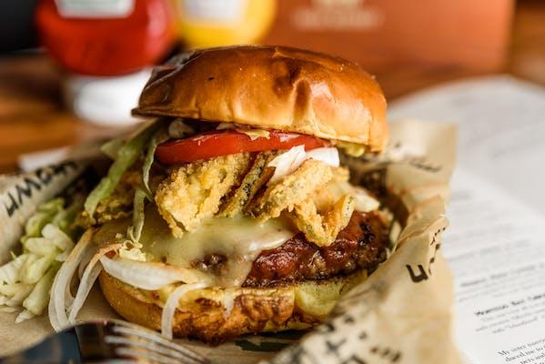 Cahaba Cajun Burger