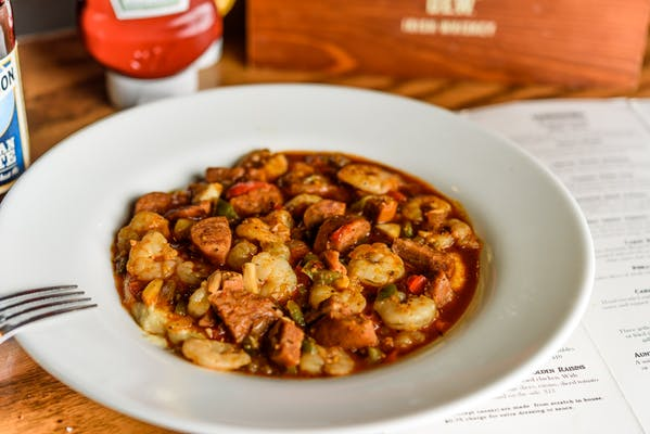 Charleston Shrimp & Grits