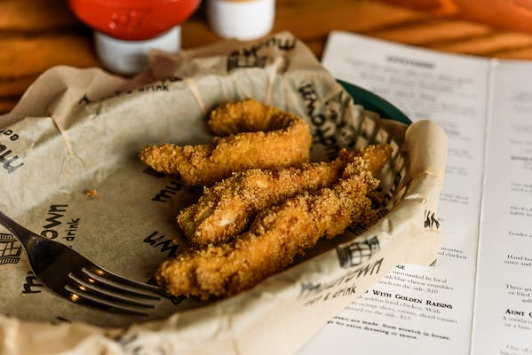 Kid's Chicken Fingers