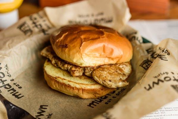 Kid's Grilled Chicken Sandwich