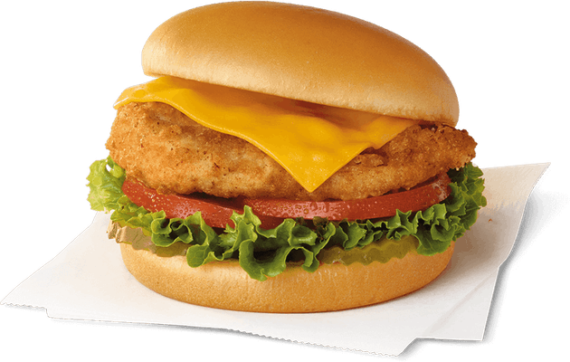 #1 Chicken-fil-A Sandwich Deluxe