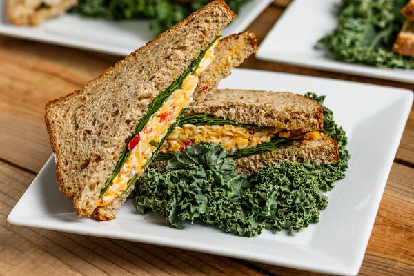 Party Time Pimento Cheese Sandwich