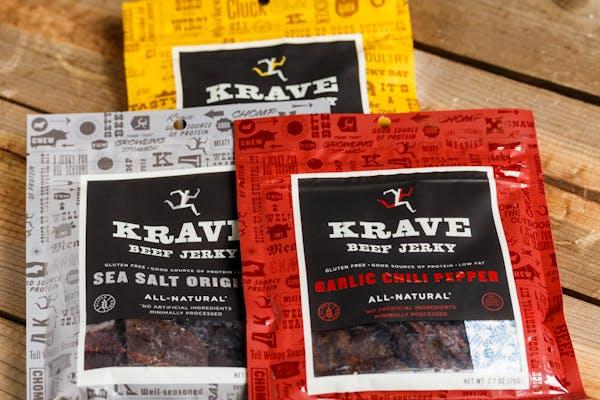 Krave Gluten-Free Jerky