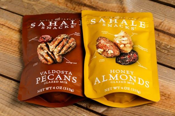 Sahale Snacks Glazed Valdosta Pecans & Cranberries