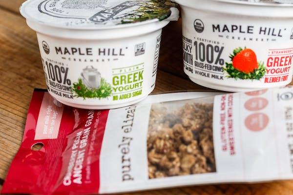 Maple Hill Yogurt