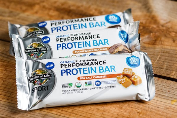 Garden of Life Performance Protein Bar