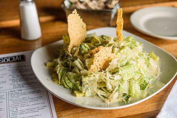 Hollywood Caesar Salad