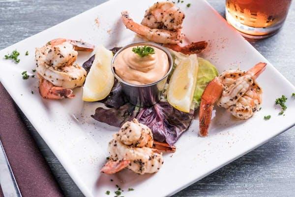 Gulf Grilled Shrimp