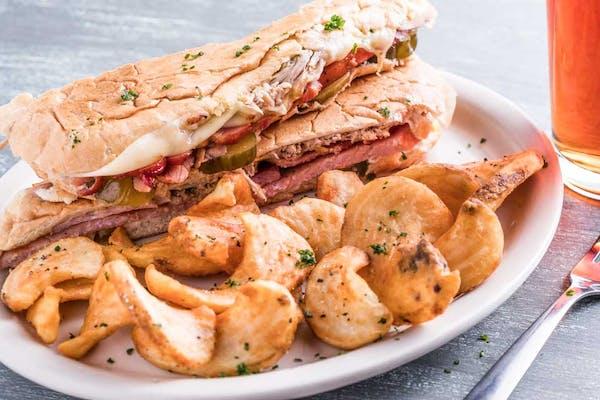 Wicked Cuban Sandwich