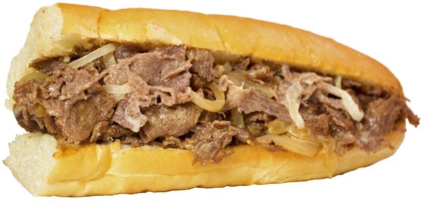 #11 Philly Cheesesteak