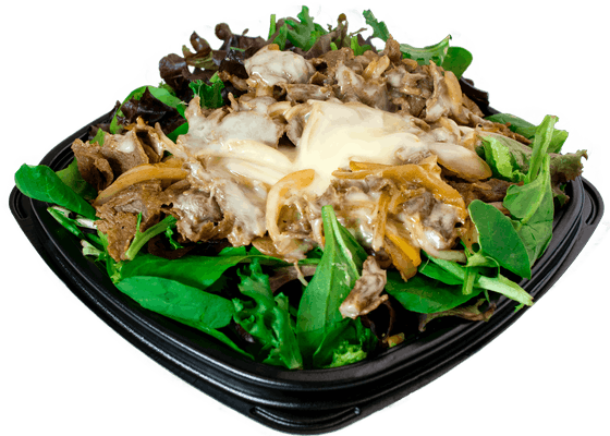 Steak Philly Salad