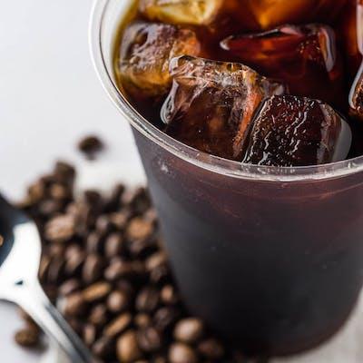 Stellar Black Iced Coffee