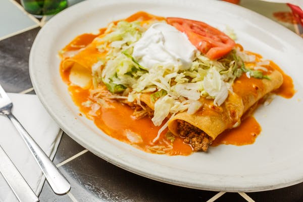 35. Enchilada Tapatias