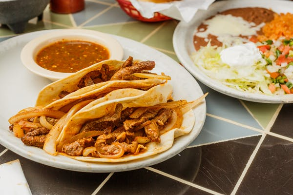 53. Tacos Al Carbon