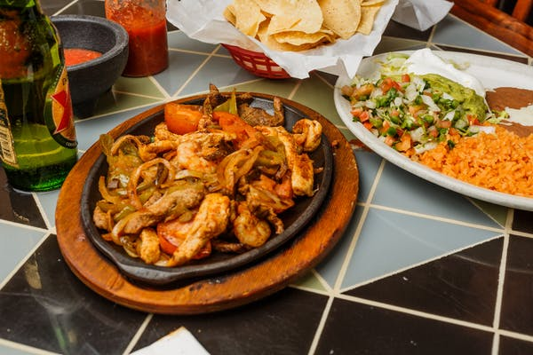 44. Combination Fajitas