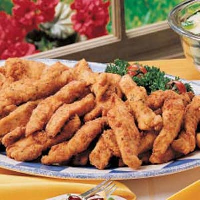 (20) Chicken Tenders Family Pack Combos