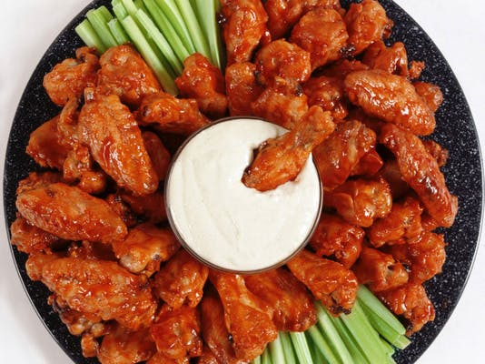 50pc Wing Combo