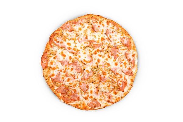 Muffuletta Pizza