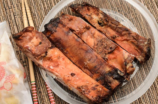 6. BBQ Spare Ribs