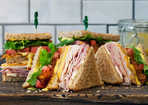 The McAlister's Club Sandwich
