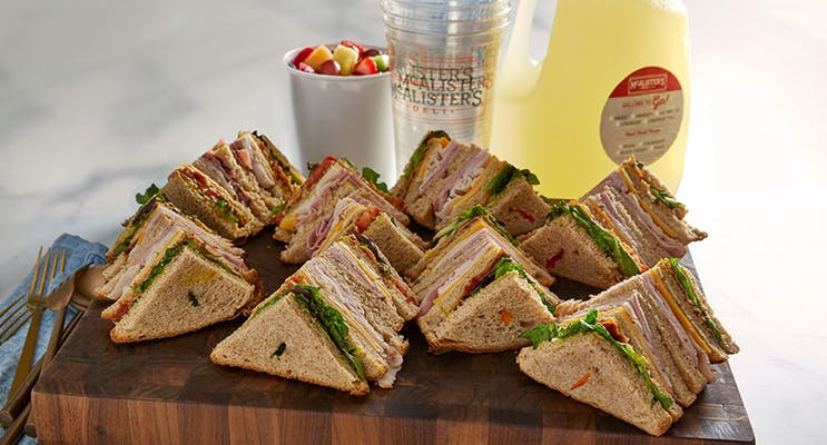 McAlister's Club Family Meals