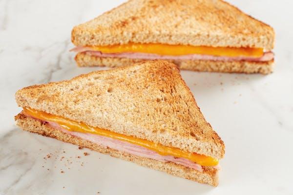 Kids Ham Toastie