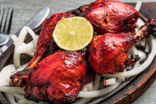 Tandoori Chicken Entrée