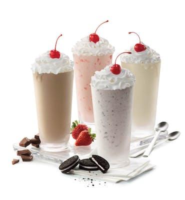 Hand-Spun Milkshakes