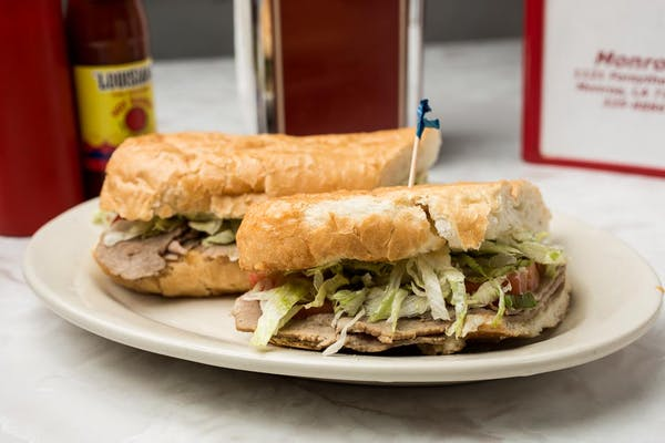 New Orleans Style Po-Boy