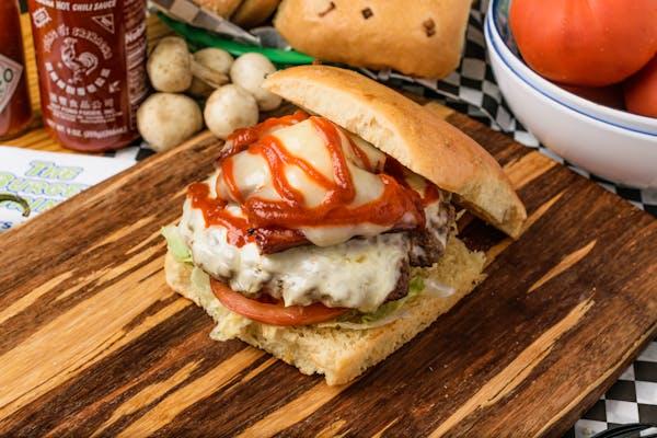 Missing Link Burger