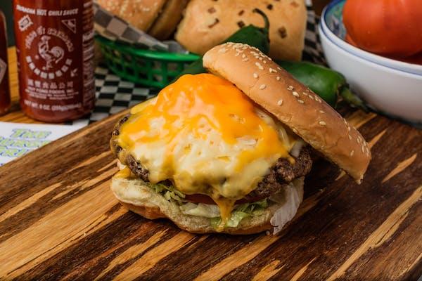 Xtreme Cheeseburger