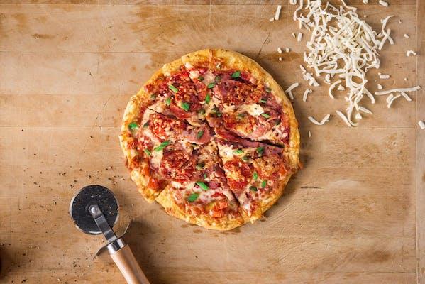 Spicy Sicilian Pizza