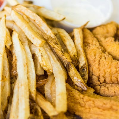 #109 Famous Fried Catfish Fillets