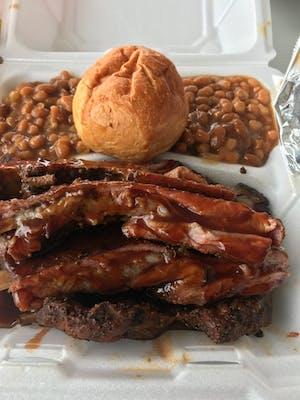 Saturday BBQ Special