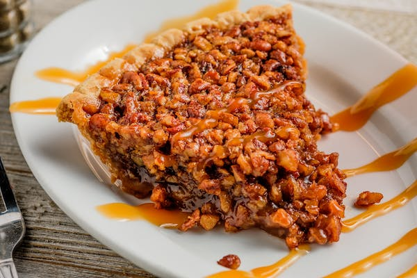 Andy's Famous Homemade Pecan Pie