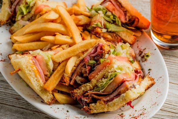 Porky Pig Sandwich