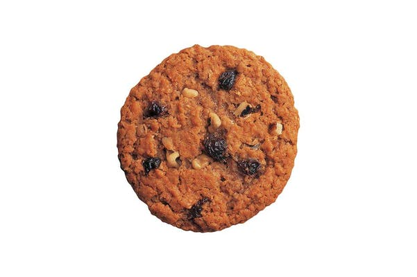 Oatmeal Walnut Raisin Cookie