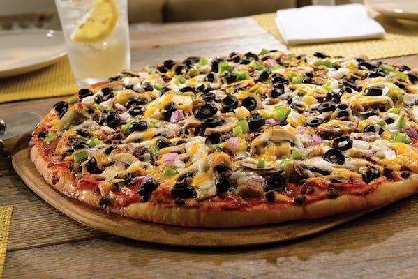 Papa's Favorite Pizza