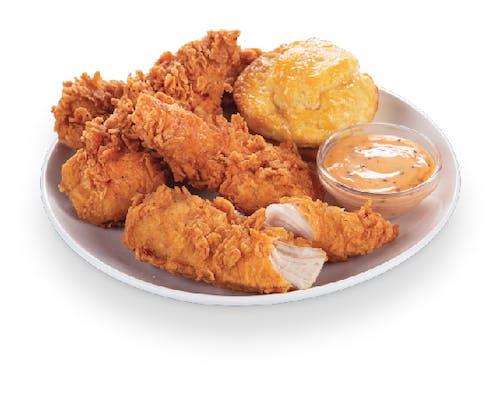 (4 pc.) Cajun Tender Meal Deal
