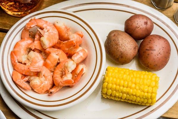 (1 lb.) Boiled Imported Shrimp