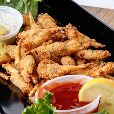 Fried Crab Fingers
